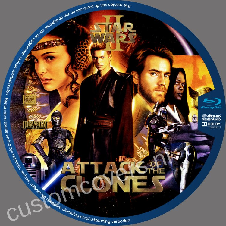 Star wars episode 2 - attack of the clones