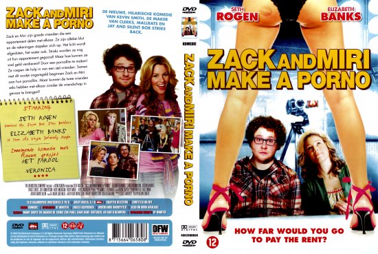 Zack And Miri Make A Porno Dvd Cover 108