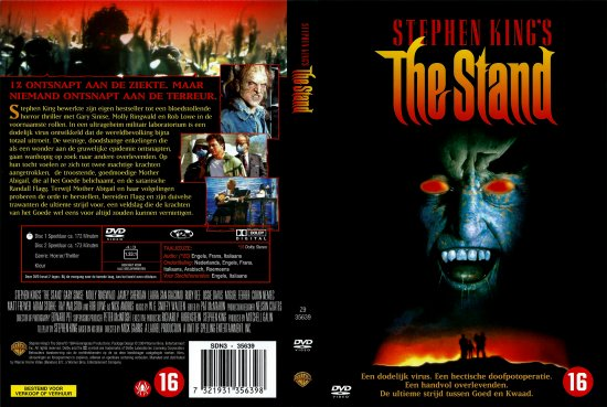 Gallery For > Stephen Kings The Stand