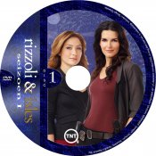 Rizzoli & Isles Seizoen 1 Disc 1