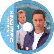 Hawaii Five-0 2010 Seizoen 1 Disc 1
