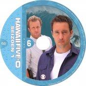 Hawaii Five-0 2010 Seizoen 1 Disc 6
