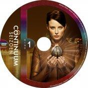 Continuum - Seizoen 1 - Disc 1