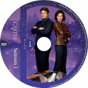 Castle - Seizoen 1 - Disc 1