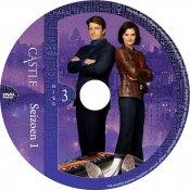 Castle - Seizoen 1 - Disc 3