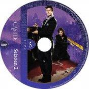 Castle - Seizoen 2 - Disc 5