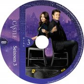 Castle - Seizoen 3 - Disc 3