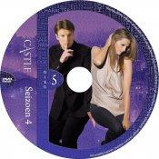 Castle - Seizoen 4 - Disc 5