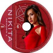 Nikita - Seizoen 1 - Disc 4
