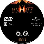 The Mummy - Disc 2
