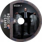 House Of Cards - Seizoen 1 - Disc 4