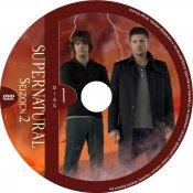 Supernatural Seizoen 2 - Disc 1