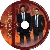 Supernatural Seizoen 4 - Disc 5