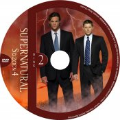 Supernatural Seizoen 4 - Disc 2