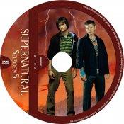 Supernatural Seizoen 5 - Disc 1