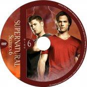 Supernatural Seizoen 6 - Disc 6