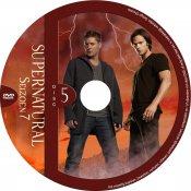 Supernatural Seizoen 7 - Disc 5