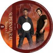Supernatural Seizoen 7 - Disc 1