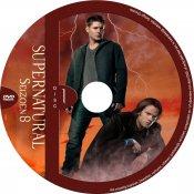 Supernatural Seizoen 8 - Disc 1