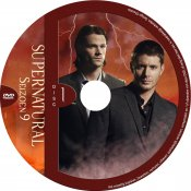 Supernatural Seizoen 9 - Disc 1