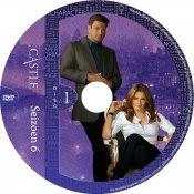 Castle - Seizoen 6 - Disc 1