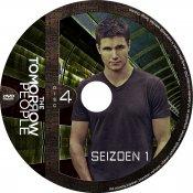 The Tomorrow People - Seizoen 1 - Disc 4