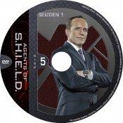 Agents Of S.h.i.e.l.d. - Seizoen 1 - Disc 5