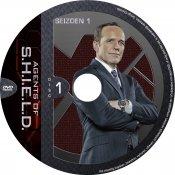 Agents Of S.h.i.e.l.d. - Seizoen 1 - Disc 1