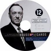 House Of Cards - Seizoen 1 - Disc 1
