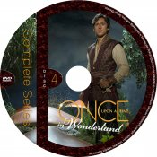 Once Upon A Time In Wonderland - Complete Series - Disc 4