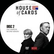 House Of Cards - Seizoen 2 - Disc 2