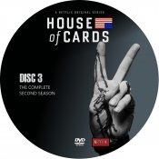 House Of Cards - Seizoen 2 - Disc 3