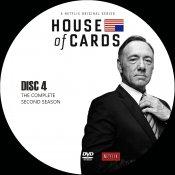 House Of Cards - Seizoen 2 - Disc 4