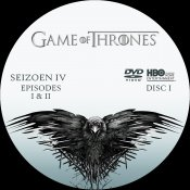 Game Of Thrones - Seizoen 4 - Disc 1