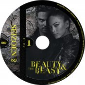 Beauty And The Beast 2012 - Seizoen 2 - Disc 1