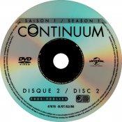 Continuum - Seizoen 1 - Disc 2
