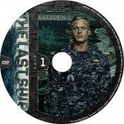The Last Ship - Seizoen 1 - Disc 1