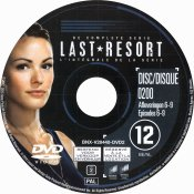 Last Resort - Complete Series - Disc 2