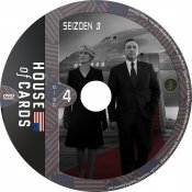 House Of Cards - Seizoen 3 - Disc 4