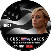 House Of Cards - Seizoen 3 - Disc 2