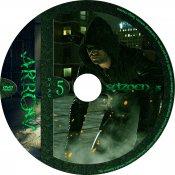 Arrow - Seizoen 3 - Disc 5