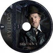 Gotham - Seizoen 1 - Disc 1