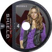 Agents Of S.h.i.e.l.d. - Seizoen 2 - Disc 4