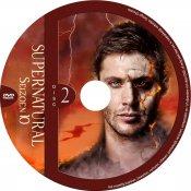 Supernatural - Seizoen 10 - Disc 2