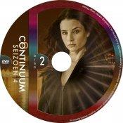 Continuum - Seizoen 4 - Disc 2