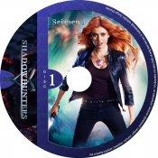 Shadowhunters - Seizoen 1 - Disc 1
