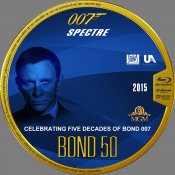 James Bond - Spectre - 50th Anniversary