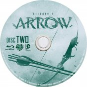 Arrow - Seizoen 1 - Disc 2