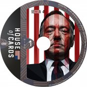 House Of Cards - Seizoen 4 - Disc 1