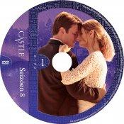 Castle - Seizoen 8 - Disc 1